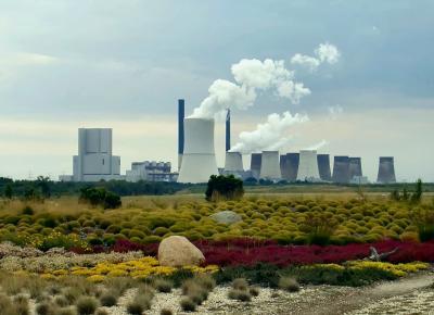 Industrie und Natur