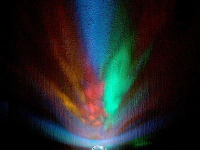 LED-Farbenspiel
