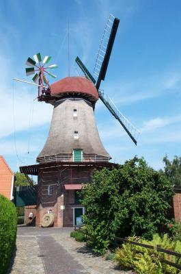 Mühle in Ostfriesland