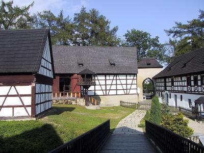 Burg Seeberg bei Egger