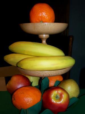 Frisches Obst...