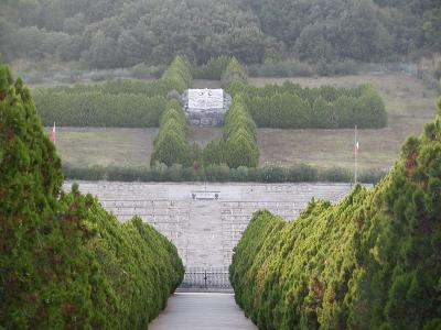 Friedhof Monte Cassino
