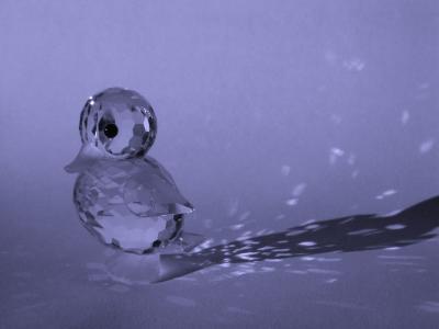 Kristallente