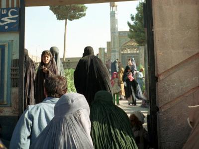 Frauenmoschee in Kabul