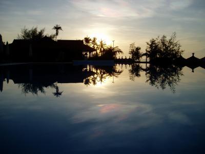 Seahorse Resort Pool