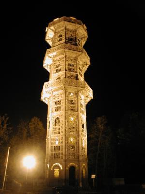gusseiserner Turm