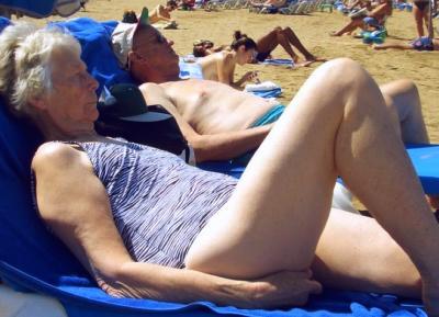 Deutsche Rentner auf Gran Canaria