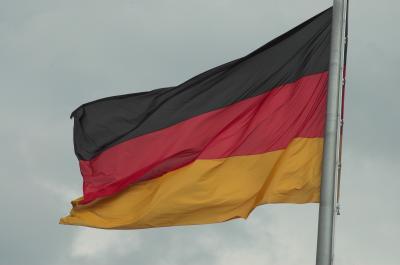 Deutschland-Flagge 2