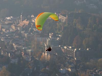 Flying Baden-Baden