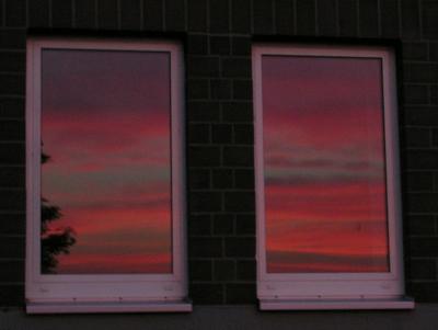 Das Fenster zu Sonne