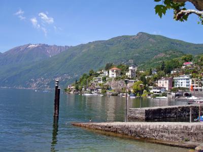 Ascona - Hafen
