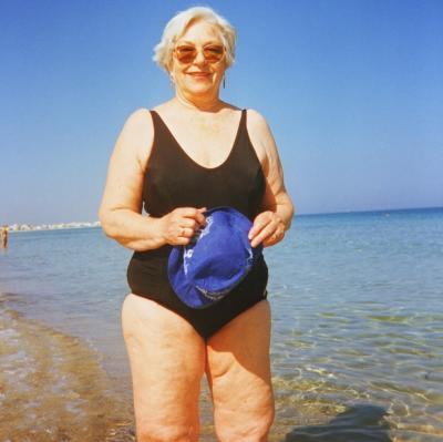 Eine Deutsche Rentnerin in Tunesien