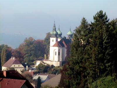 Kirche & Schloss Artstetten