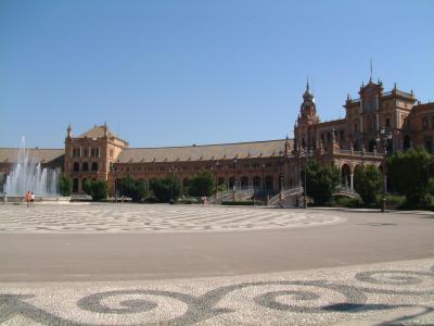 Plaza de Espana - Sevilla II