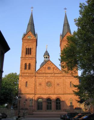 Basilika Seligenstadt 2