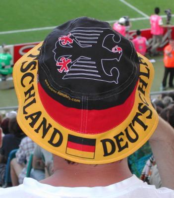 Deutschland - Fan