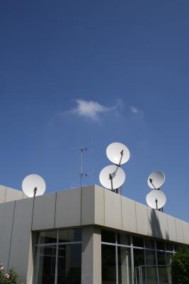 Satelliten-Empfangsanlage
