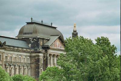 Finanzministerium in Dresden