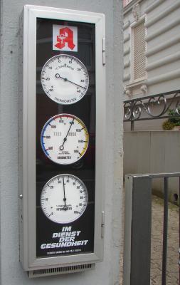 Hitzedokument aus Wuppertal