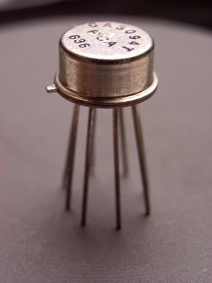 elektronischer Oldtimer