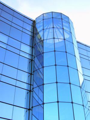 Glasfassade KVS Leipzig 01