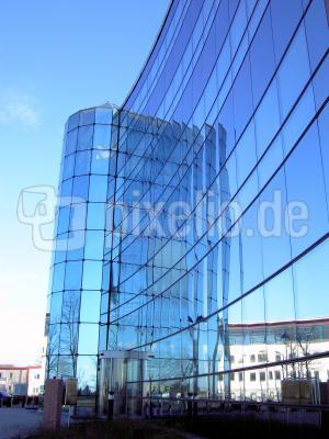 Glasfassade KVS Leipzig 03