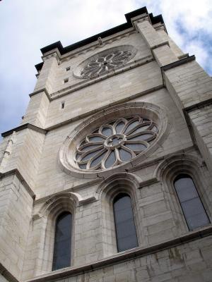 cathédrale st-pierre genève