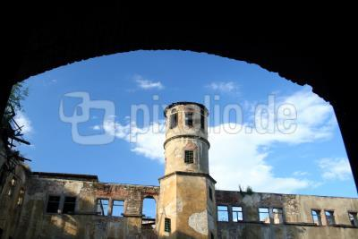 Ruine Schloß Osterstein Zwickau
