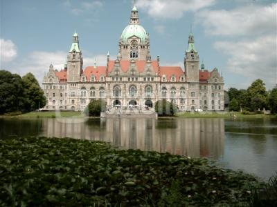 »Neues« Rathaus Hannover - 1
