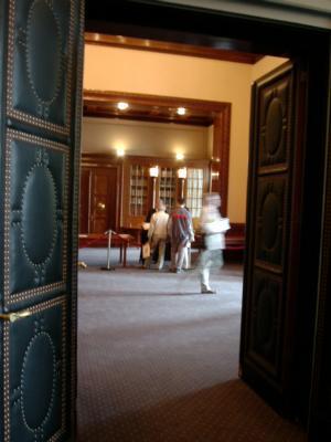 »Neues« Rathaus Hannover - Goldenes Buch
