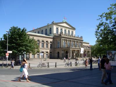 Oper Hannover • 1