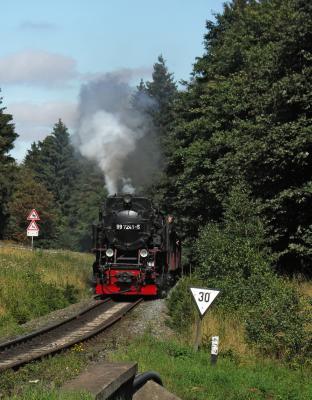 Harzer Schmalspurbahn 1