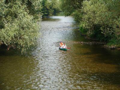 Flussidylle Wupper im Bergischen Land #2