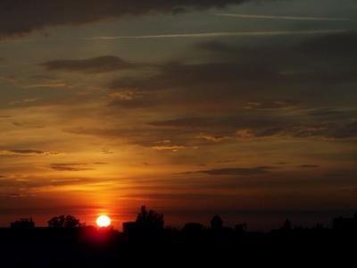 Sonne geht... (6)