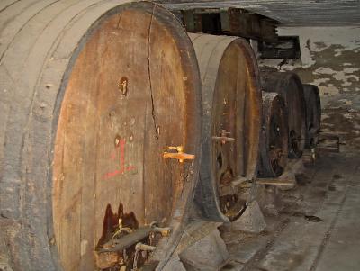 alter Weinkeller
