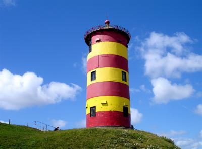 Der Pilsumer Leuchtturm (1)