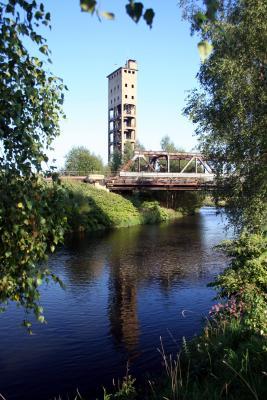 Wasser-Turm