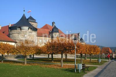 Oktobertag in der Festung Rosenberg(Kronach)