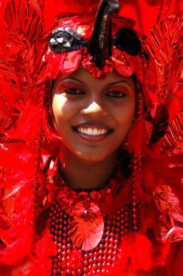 Schönheit aus Trinidad/Tobago(1)