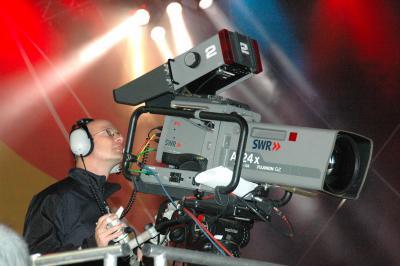 Fernsehkamera