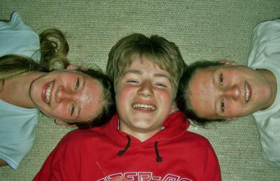 Drei sind keiner zuviel 3
