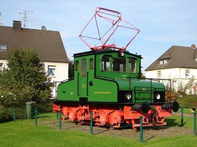 Kleinbahn der Rheingemeinden