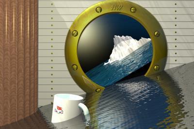 Titanic & Ice