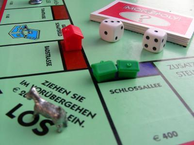 Monopoly - Gehe über Los