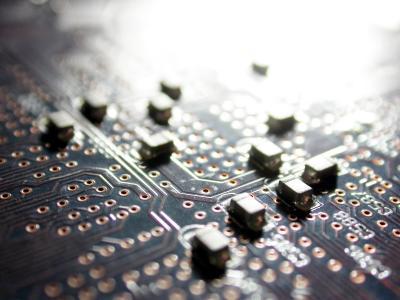 elektronische Siedlung