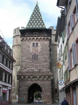 Basel: Spalentor