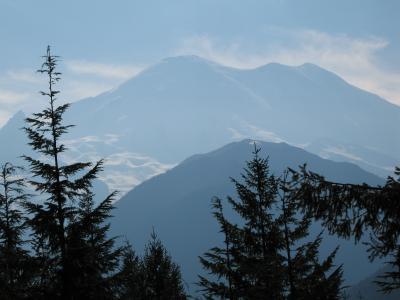 Mt. Rainier 4.392 Meter