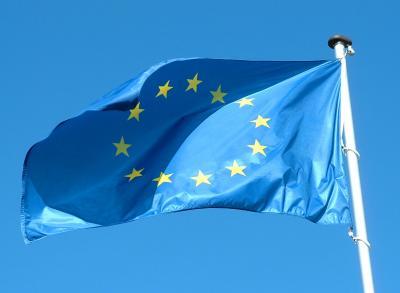 Flagge EU forever