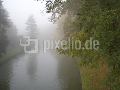 Der Oberlandkanal in Ostroda