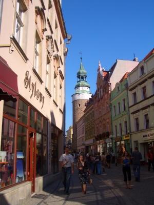 Altstadt Jelenia Gora2